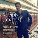 دانلود آهنگ مهرداد کسانی Xazar Gozlum -