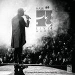 دانلود اجرای زنده آهنگ بی تاب از حامی