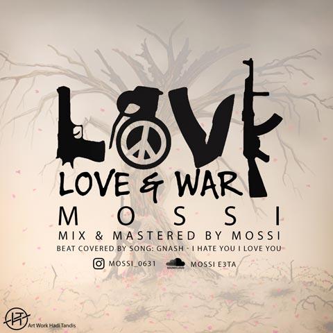 دانلود آهنگ مصی عشق و جنگ