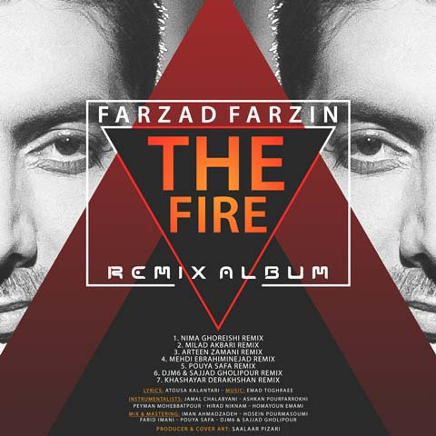 Farzad Farzin - Atish (Remix) | Album - دانلود آلبوم فرزاد فرزین ریمیکس آتیش