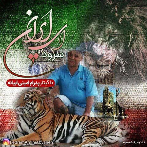 دانلود آهنگ پدرام امینی سرود ای ایران