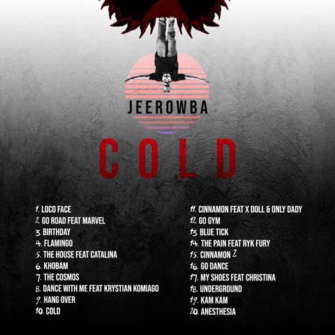 دانلود آلبوم جیروبا Cold